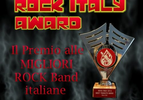 Rock Italy Awards